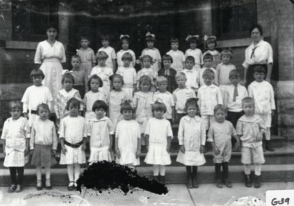 Third Ward School Class
