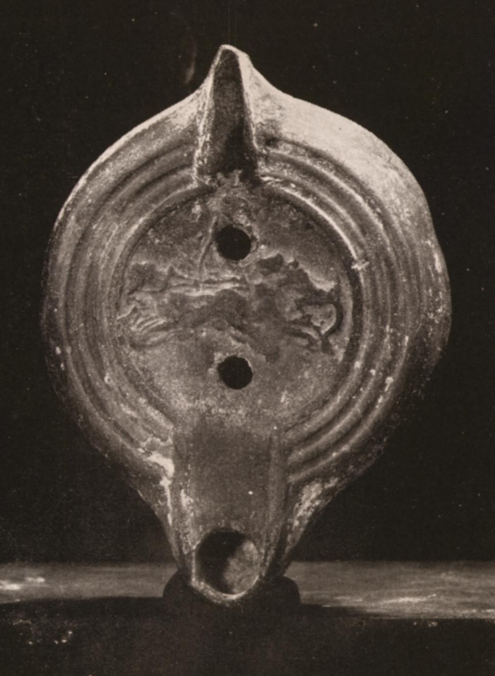 Ancient Primate Urn