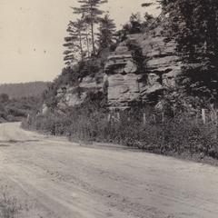 Dresbach cliff