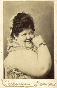 Ida Williams, circus performer