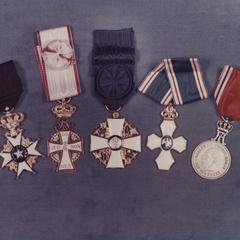Norwegian medals