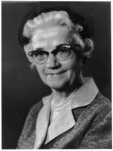 Helen T. Parsons, professor of nutrition in home economics