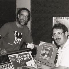 Jim Leary and Richard March