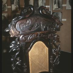 Candomble Throne