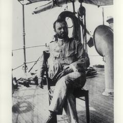 Frederick Funston after Aguinaldo's capture, 1901