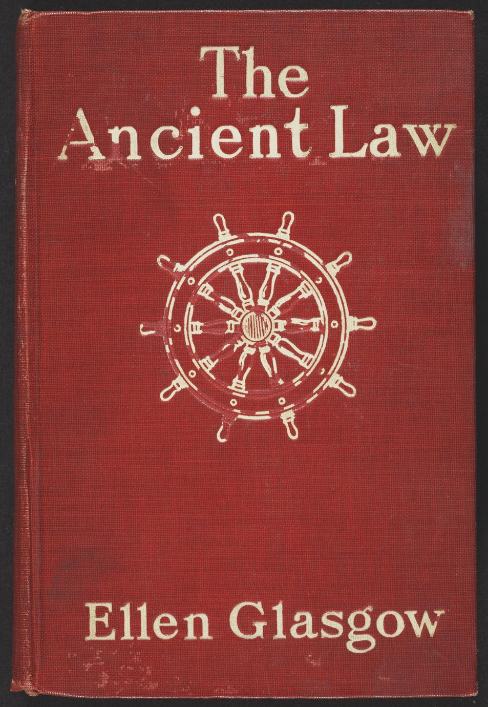The ancient law (1 of 2)