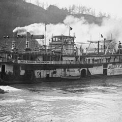 Julius Fleischmann (Towboat, 1918-1945)