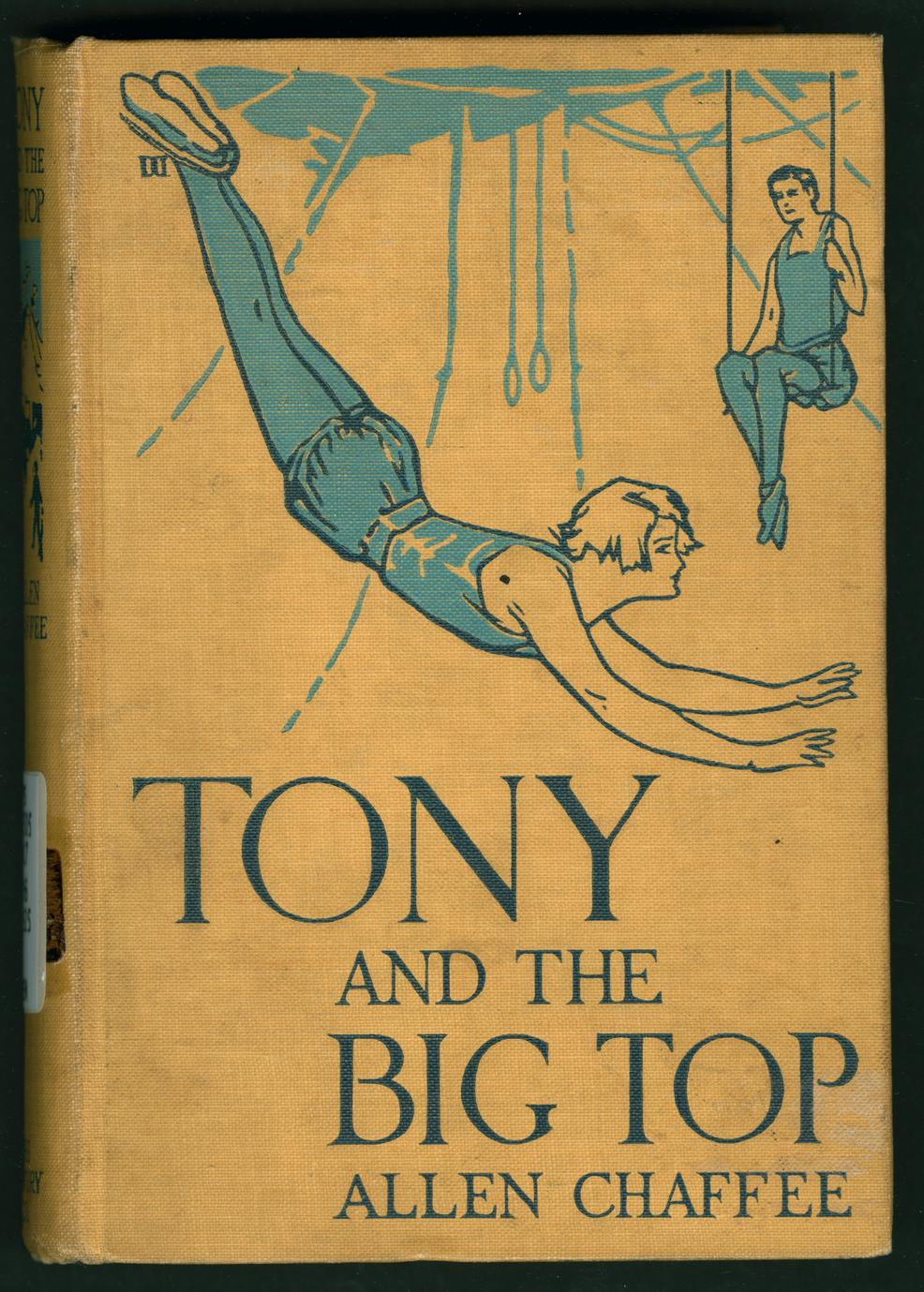 Tony and the big top (1 of 2)