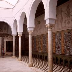 Exterior Decoration of the Mosque of the Barber