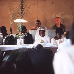 Lamba Baptist Wedding
