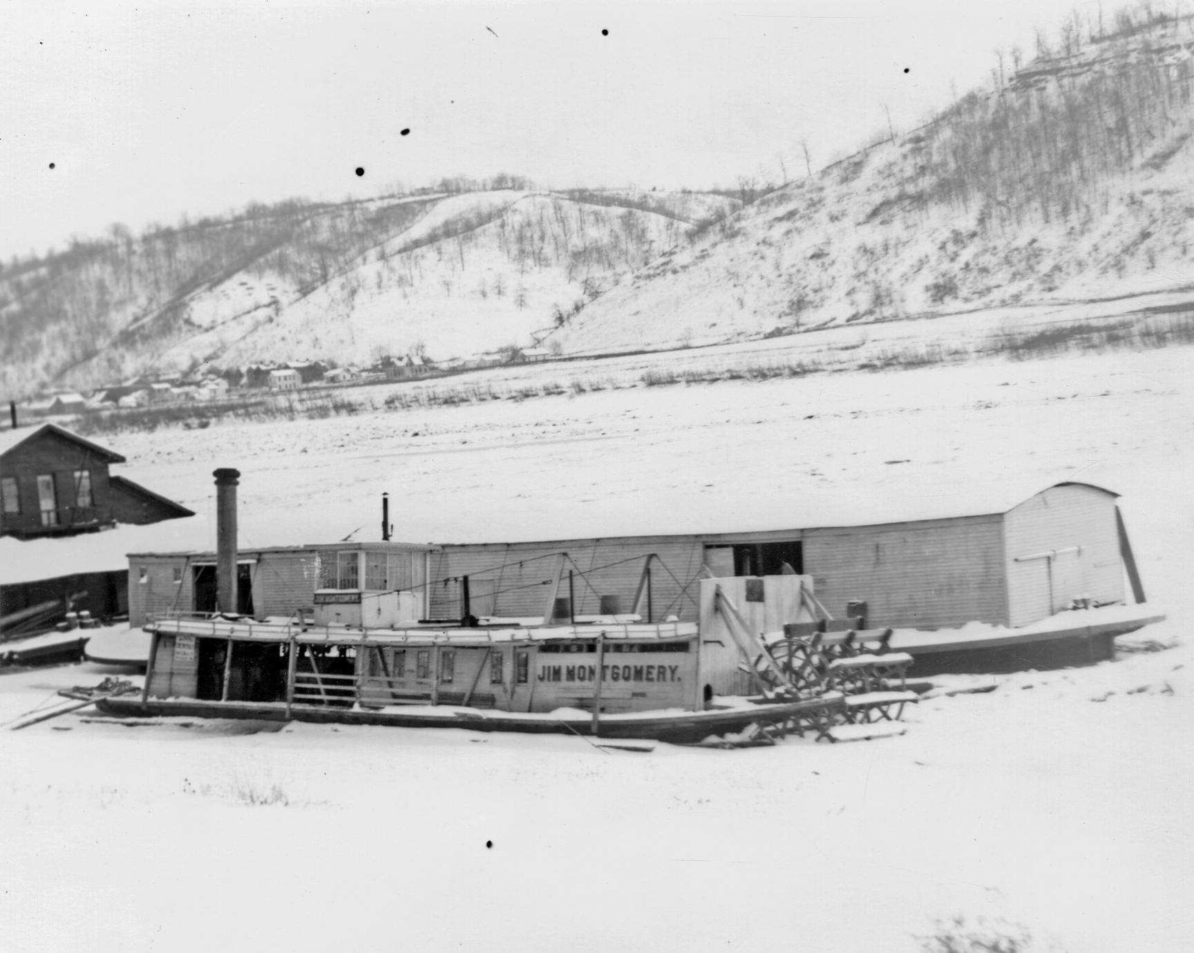 Jim Montgomery (Packet/towboat, 1890-1901)