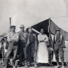 Camp in Chippewa County