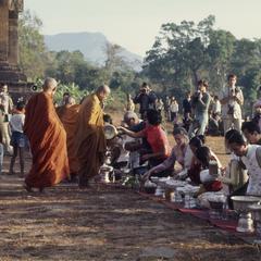 Wat Phu Festival