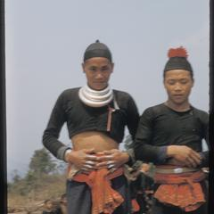 Hmong (Meo) men and boys