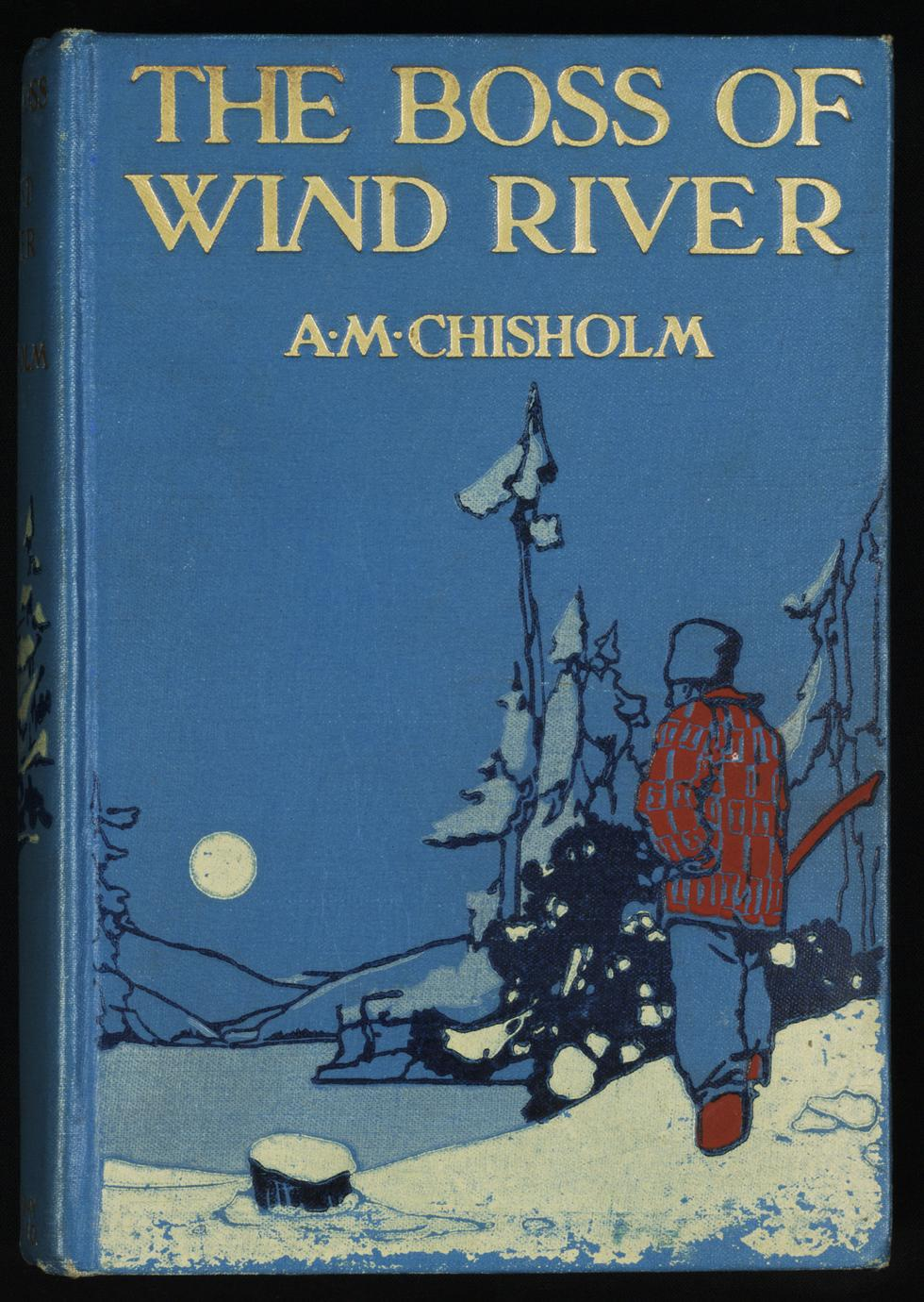 The boss of Wind River (1 of 2)