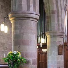 Bolton Priory interior nave