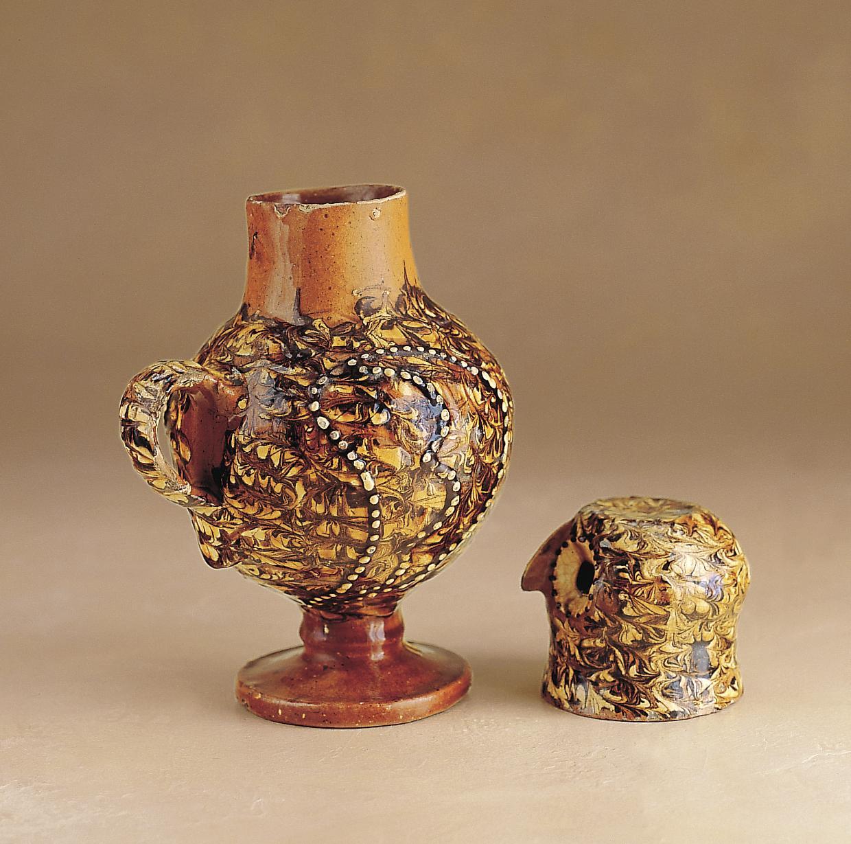 Owl jug (2 of 2)