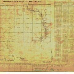 [Public Land Survey System map: Wisconsin Township 29 North, Range 07 East]