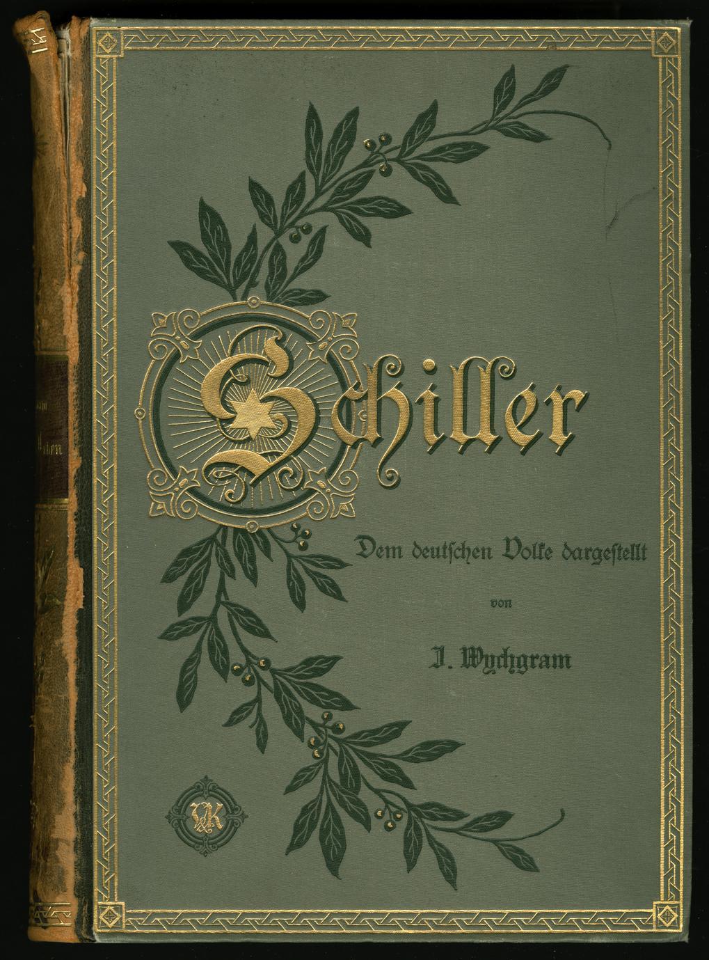 Schiller dem Deutschen Volke dargestellt (1 of 5)