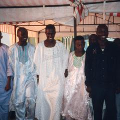 Men at the Ifaturoti wedding