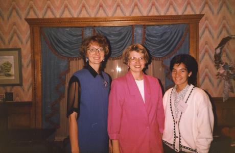 Phi Upsilon Omicron, Fall WHEA Regional Meeting, SHE '92