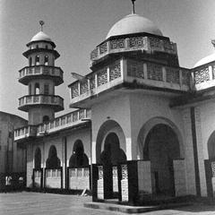 Mosque in Kenema