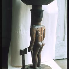 Afro-Brazilian Sculpture for Shango (Xango)