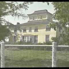 """""""The Mansion"""" Hebron, Illinois"""