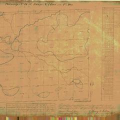 [Public Land Survey System map: Wisconsin Township 37 North, Range 01 East]