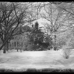 Kimball residence - February