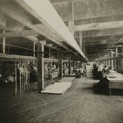 Allen Tannery women employees at work