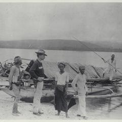 River scene, Mindanao, ca. 1900s