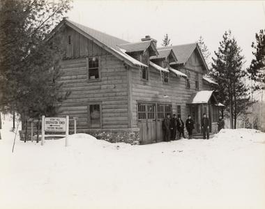 Brule Ranger Station