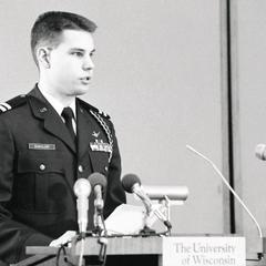 Regents Hearing on ROTC, January 1990