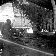 Kuba Blacksmiths at Work