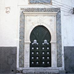 Side Entrance of Gurgi Mosque
