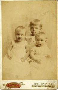 Aldo Leopold at age 4
