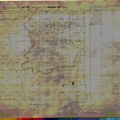 [Public Land Survey System map: Wisconsin Township 30 North, Range 16 East]