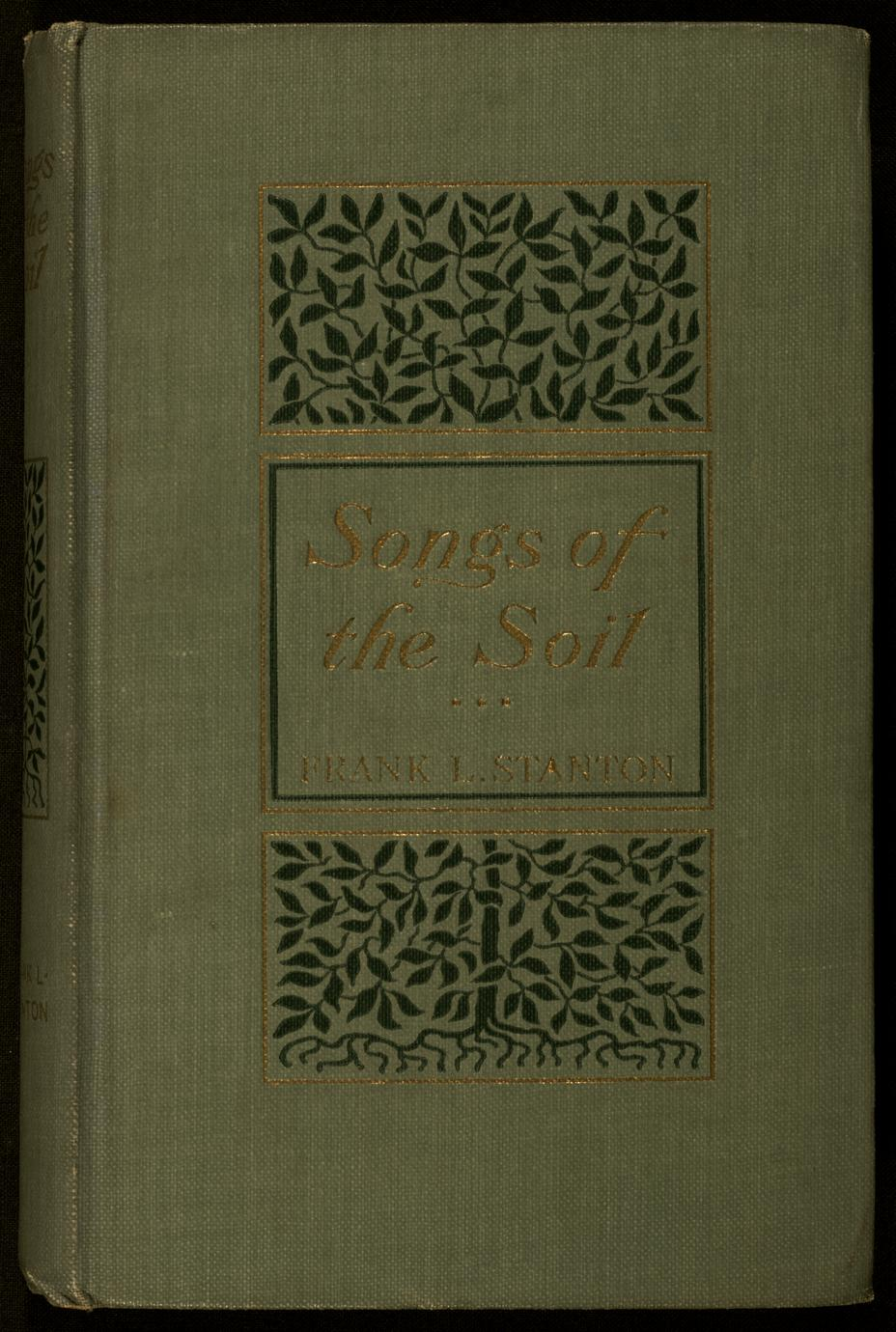 Songs of the soil (1 of 2)