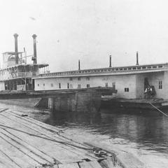 J. M. Richtman (Towboat/Rafter, 1899-1904)