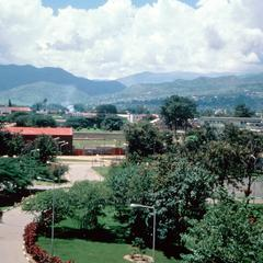 The Capital, Bujumbura, Looking toward the Escarpment