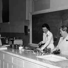 Food demonstration with Frances Zuill