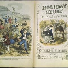 Holiday house : a book for the young