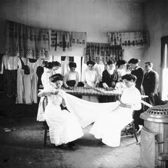 Dress-making class