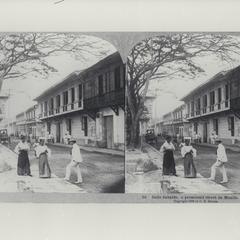 Calle Cobaldo, Manila, 1902