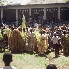Ijesaland-Kiriji masquerade performers