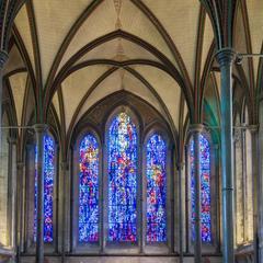 Salisbury Cathedral Lady Chapel
