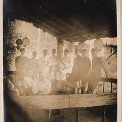 Christmas 1907, Bontoc