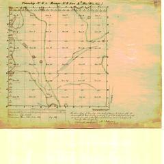 [Public Land Survey System map: Wisconsin Township 06 North, Range 08 East]