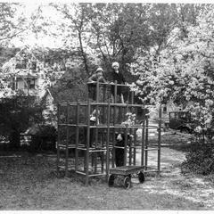 Dorothy Roberts Nursery School playground